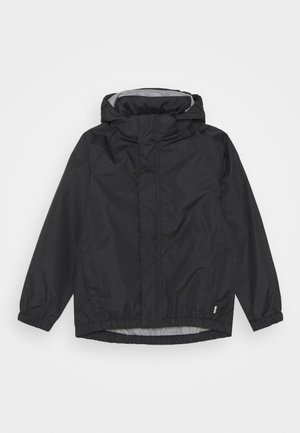 WAITON - Waterproof jacket - black