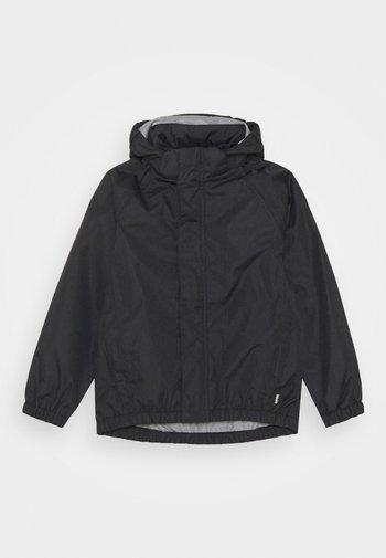 WAITON - Waterproof jacket - black