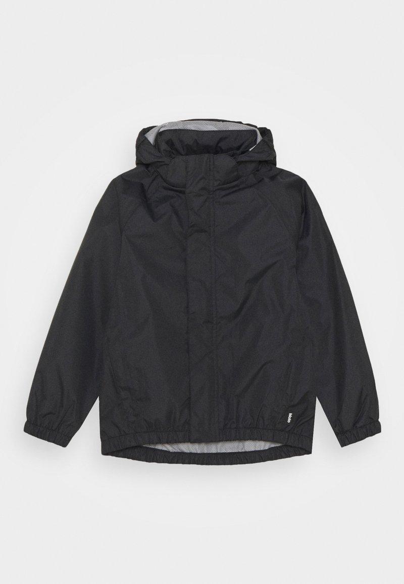 Molo - WAITON - Vodotěsná bunda - black