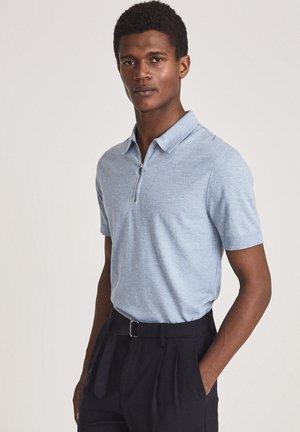 ANTHONY - Polo shirt - light blue