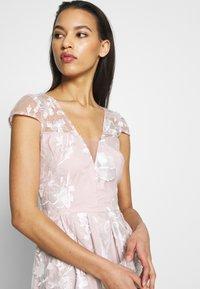 Chi Chi London - AUBRIE DRESS - Cocktail dress / Party dress - mink - 3