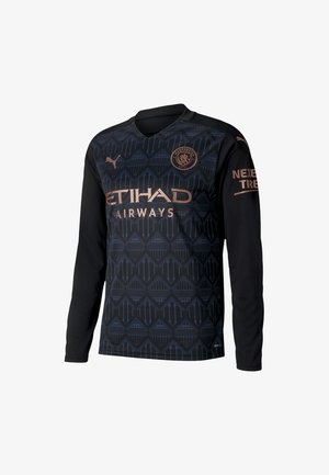 MAN CITY AWAY REPLICA  - Goalkeeper shirt - black-dark denim