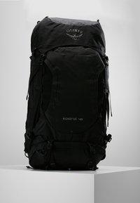 Osprey - KESTREL 48 - Hiking rucksack - black - 0