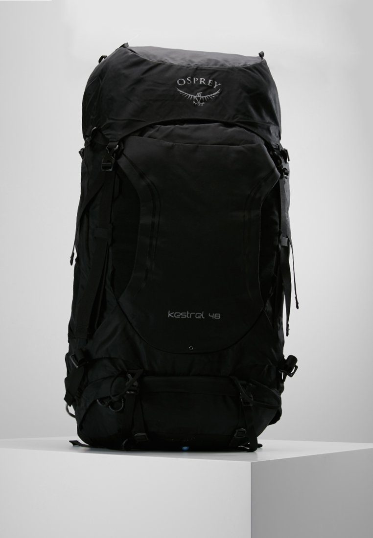 Osprey - KESTREL 48 - Hiking rucksack - black