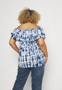 Lauren Ralph Lauren Woman - ADALYN - Print T-shirt - blue/multi - 2
