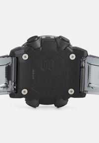 G-SHOCK - BLACK SKELETON  GA-2000SKE UNISEX - Digitální hodinky - transparent/black - 3