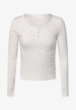 Nattøj trøjer - white