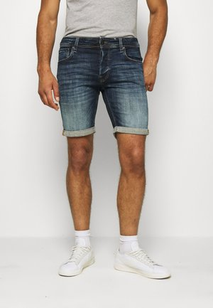 JJIRICK JJORG - Short en jean - blue denim