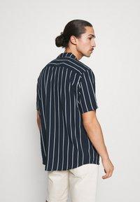 Pier One - Shirt - dark blue - 2