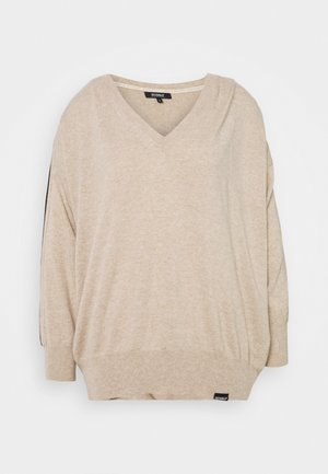 BRIXEN WOMAN - Jumper - beige