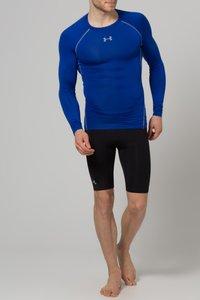 Under Armour - COMP - T-shirt de sport - blau/grau - 0