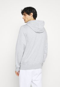 Lacoste - Hoodie - argent chine/elephant - 2