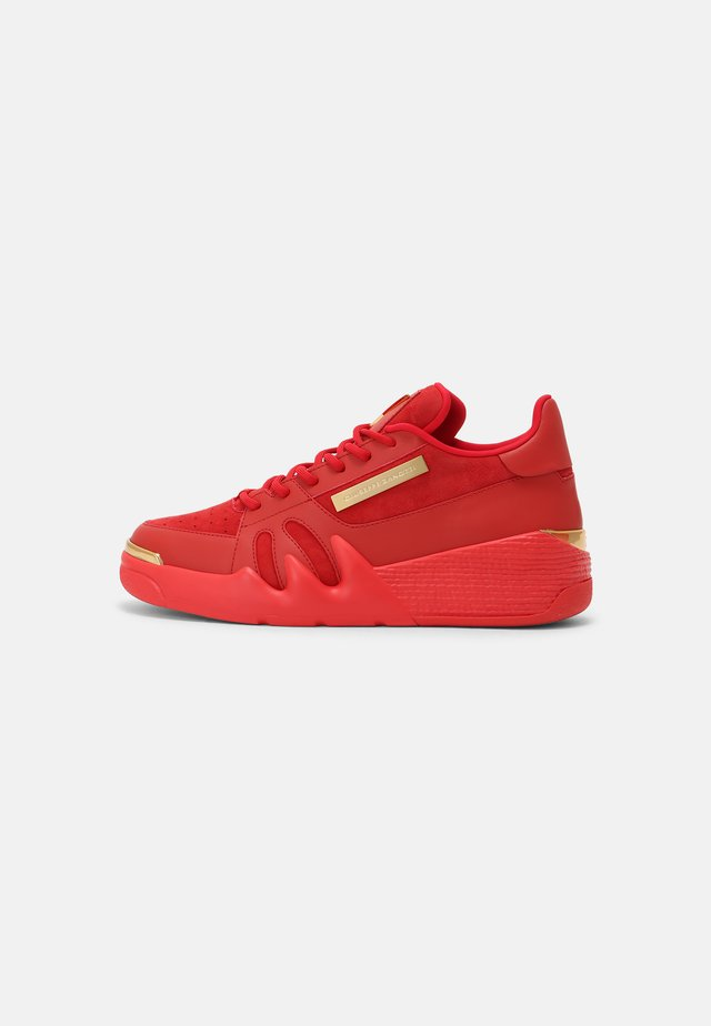 TALON - Sneakers laag - red