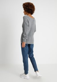 TWINTIP - Jumper - mottled grey - 2