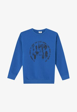 RELAX FIT  - Sweater - blue