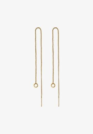 TAHOE - Earrings - gold plated