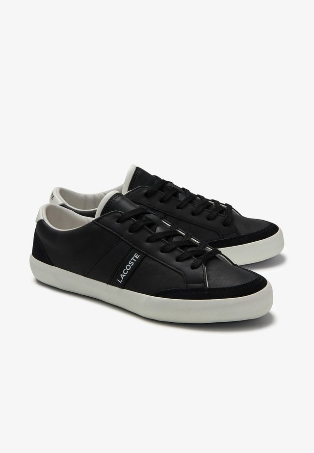 Baskets basses - blk/off wht
