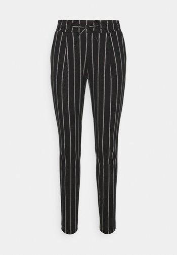 IHKATE STRIPED - Pantaloni sportivi - black