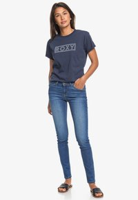 Roxy - EPIC AFTERNOON - Print T-shirt - mood indigo - 1