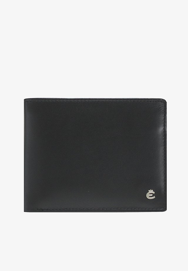 Portemonnee - schwarz