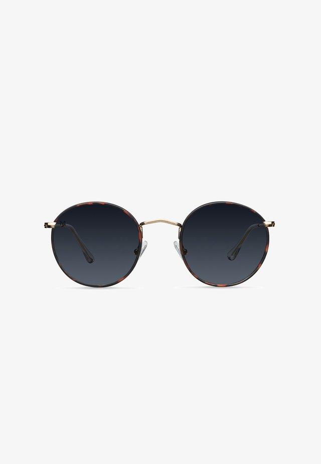 YEDEI - Sunglasses - gold tigris carbon