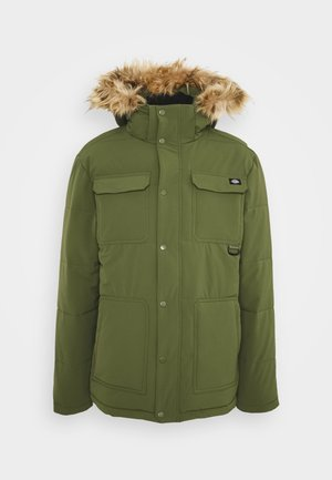 MANITOU JACKET - Winter jacket - army green