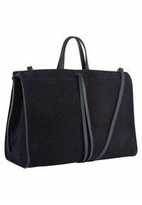 BOSS - KATLIN - Tote bag - dark blue - 2