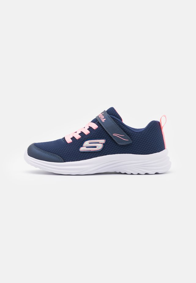 DREAMY DANCER - Joggesko - navy/coral