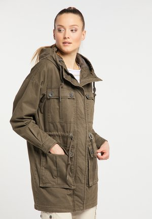 Parka - military olive