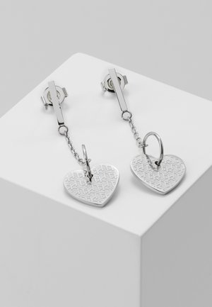 DRESSEDUP - Earrings - silver-coloured