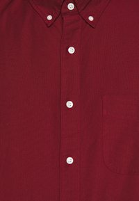 J.CREW - STRETCH OXFORD - Košile - dark cranberry - 7