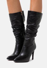 Tamaris Heart & Sole - High heeled boots - black - 0