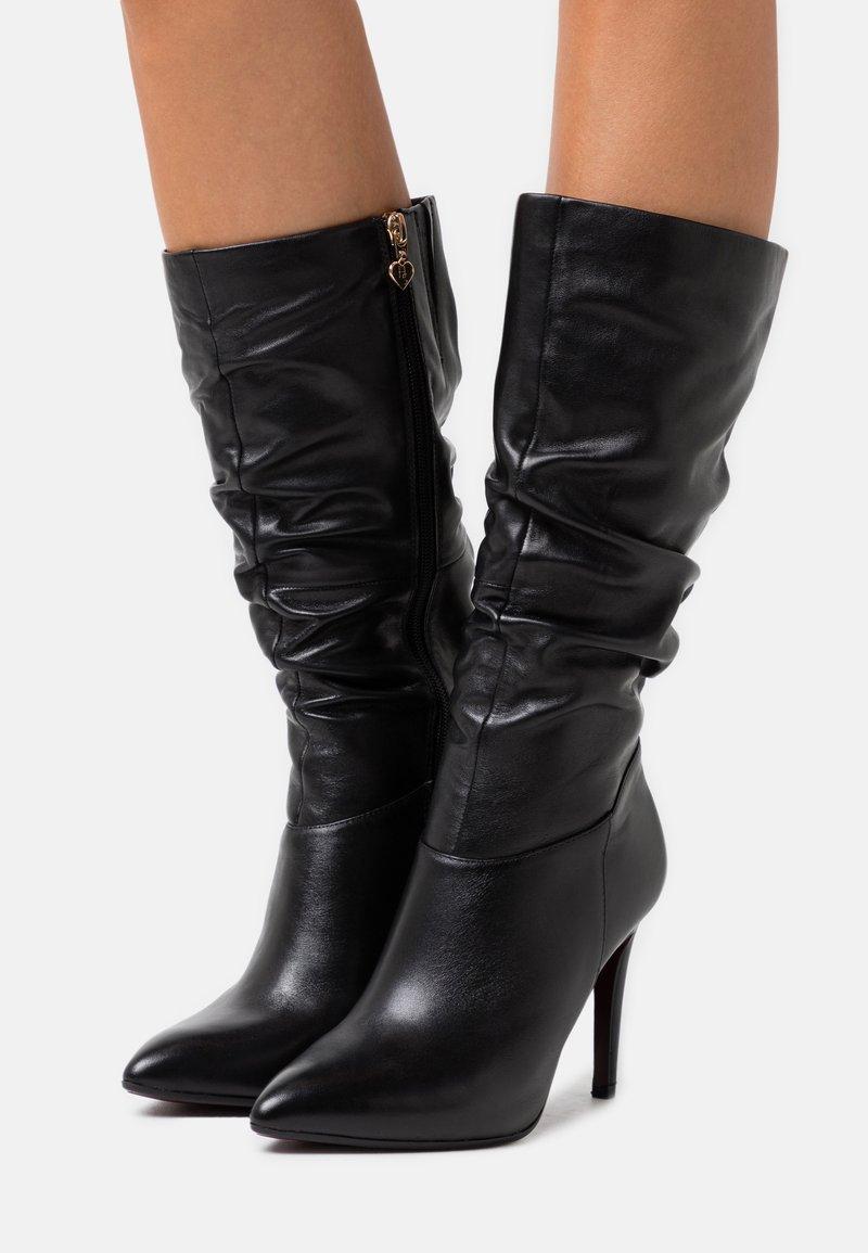 Tamaris Heart & Sole - High heeled boots - black