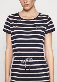 Barbour - BARBOUR BAYSIDE DRESS - Sukienka z dżerseju - navy - 4