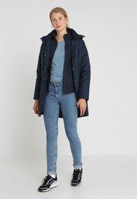 Jack Wolfskin - MOONRISE - Fleece jacket - midnight blue - 1