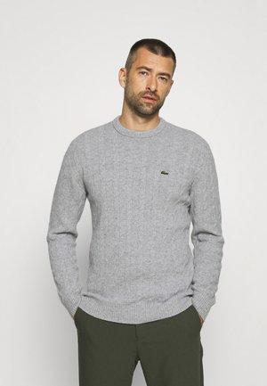 Džemper - gris chine