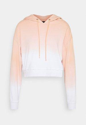 HIDDEN VALLEY HOODIE - Sweatshirt - apricot