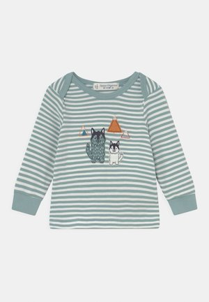 TIMBER RETRO BABY - Long sleeved top - aqua