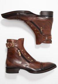 Jo Ghost - Kotníkové boty - brown - 1
