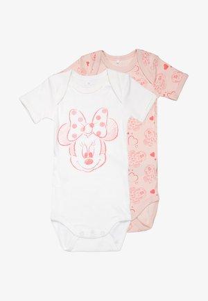 NBFMINNIE  SANNY BABY 2 PACK  - Body - peachy keen