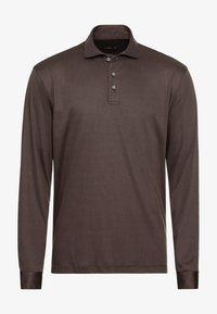 van Laack - PESO - Polo shirt - beige/braun - 4