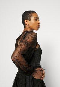Alice McCall - LOVE MINI DRESS - Vestido de cóctel - black - 4