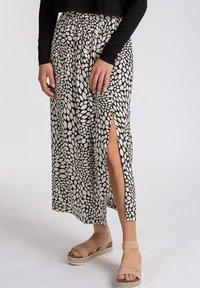 LOVJOI - A-line skirt - black - 0