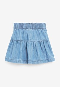 Next - A-line skirt - blue denim - 1