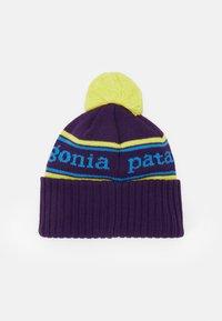 Patagonia - POWDER TOWN BEANIE UNISEX - Pipo - piton purple - 1