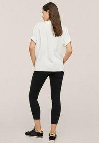 Mango - Jeans Skinny Fit - black denim - 2