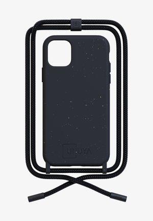 BIODEGRADABLE IPHONE 12 PRO MAX - Telefoonhoesje - black