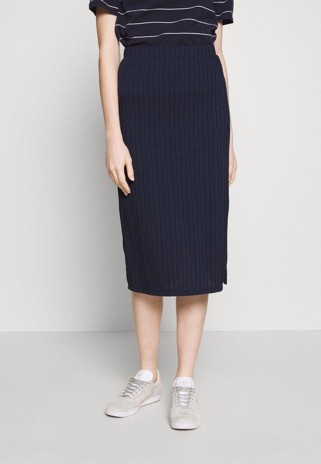 BXMIO SKIRT - Pencil skirt - copenhagen night