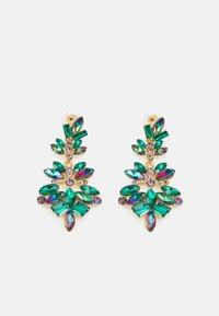 ALDO - BIRADER - Earrings - emerald combo - 0