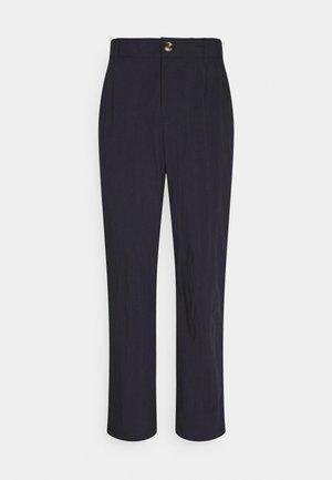 Pantalon classique - navy nylon